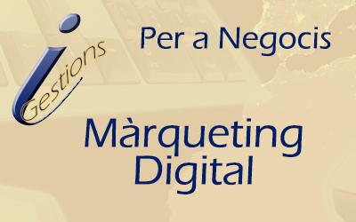 iGestions Màrqueting Digital
